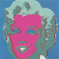 marilyn monroe (marilyn), [ii.30] by andy warhol